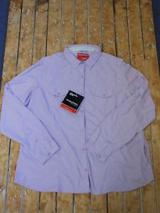 【送料無料】キャンプ用品 ロングスリーブシャツライラックスプリングサイズcraghoppers womens nosi life darla long sleeve shirt, lilac spring, size uk 20