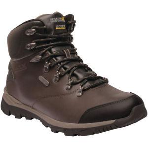 【送料無料】キャンプ用品 レガッタメンズコミッドパッドレザーブーツregatta mens kota mid ii waterproof padded lightweight leather boots