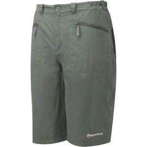 【送料無料】キャンプ用品 メンズショートウォークアイビーサイズmontane terra mojo mens shorts walk ivy all sizes