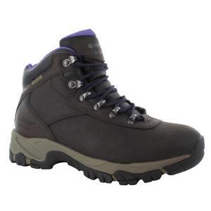 【送料無料】キャンプ用品 レディースウォーキングブーツhitec altitude v i womens waterproof walking boots