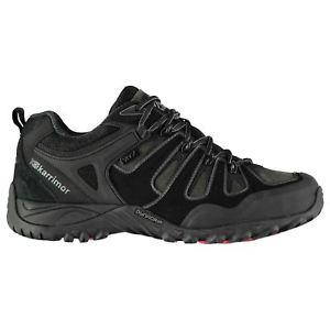 【送料無料】キャンプ用品 ウォーキングシューズメンズkarrimor arete wtx walking shoes mens gents water repellent laces fastened