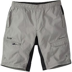 【送料無料】キャンプ用品 マディソンフリーホイールメンズショートパンツクラウドグレークラウドグレーmadison freewheel mens shorts, cloud grey xxlarge cloud grey