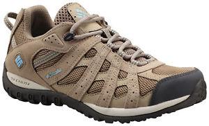 【送料無料】キャンプ用品 コロンビアハイキングシューズcolumbia redmond womens low waterproof hiking shoes