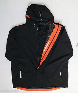 【送料無料】キャンプ用品 メンズプロビジョニングジャケットハイキングウォーキングブラック