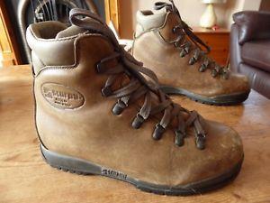 【送料無料】キャンプ用品 アーゾロブーツサイズwomens scarpa asolo boots size 39 good condition