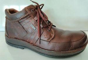 【送料無料】キャンプ用品 メンズクラークブーツmens clarks gortex boots