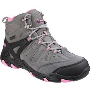 【送料無料】キャンプ用品 コッツウォルドレディースレディースレザーウォーキングブーツcotswold womensladies coberley waterproof leather walking boots