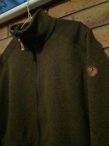 【送料無料】キャンプ用品 フリースセーターfjallraven sten fleece sweater size medium