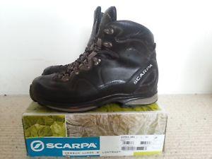 【送料無料】キャンプ用品 アクティブレザーメンズハイキングウォーキングブーツscarpa sl active bordo gtx leather mens hiking walking boots uk 13