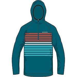 【送料無料】キャンプ用品 マディソンユースロングスリーブフードトップmadison zen youth long sleeve hooded top, china blue blue curaco age 13 14