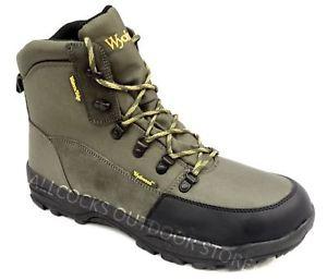 【送料無料】キャンプ用品 ウォーターズエッジブーツwychwood waters edge boots