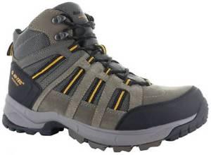 【送料無料】キャンプ用品 メンズガルシアウォーキングハイキングスポーツブーツhitec mens garcia waterproof walking hiking durable breathable sport boots