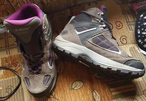 【送料無料】キャンプ用品 レディースウォーキングブーツサイズladies waterproof walking boots size 5