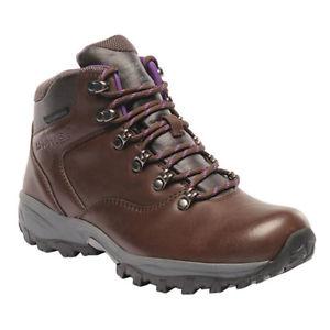 【送料無料】キャンプ用品 レガッタミッドハイキングブーツregatta womens lady bainsford mid hiking boots