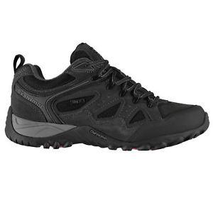 【送料無料】キャンプ用品 リッジウォーキングシューズメンズkarrimor ridge wtx walking shoes mens gents water repellent laces fastened