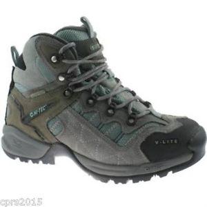 【送料無料】キャンプ用品 ブーツハイキングブーツhitec womens vlite fasthike mid wp boots hiking boots waterproof