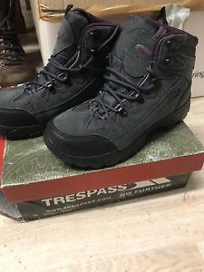 【オープニング大セール】 【送料無料】キャンプ用品 boots trespass ブーツトレスパスwoman's trespass boots, BRAYZ:7924d1bb --- canoncity.azurewebsites.net