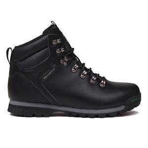 【送料無料】キャンプ用品 メンズマンローウォーキングハイキングブーツレースkarrimor mens munro walking hiking boots lace up leather waterproof footwear