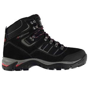 【送料無料】キャンプ用品 メンズウォーキングブーツレースアップハイキングトレッキングkarrimor mens ksb 200 walking boots lace up hiking trekking ankle footwear