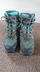 【送料無料】キャンプ用品 ウォーキングブーツサイズmammut aenergy gtx walking boots size 6