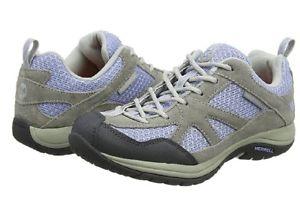 【送料無料】キャンプ用品 ゼオライトウナハイキングシューズダブラベンダーmerrell zeolite una, womens laceup low rise hiking shoes uk 4 dovelavender