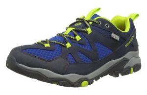 【送料無料】キャンプ用品 サイズウォーキングシューズサイズmerrell tahr wtpf size 105 to 11 uk walking shoes amp; size gauged j274986c
