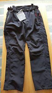 【送料無料】キャンプ用品 レディースウォーキングパンツサイズkeela iona ladies waterproof walking trousers size 12 bnwt rrp 123