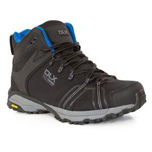 【送料無料】キャンプ用品 トレスパスリズミカルデラックスブーツtrespass mens rhythmic waterproof dlx boots