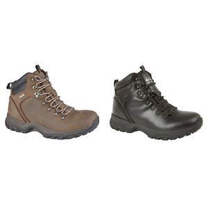【送料無料】キャンプ用品 ペンゲントメンズレザーハイキングブーツjohnscliffe penyghent mens leather hiking boot df1613