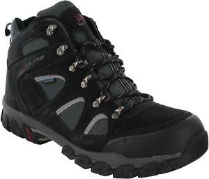 【送料無料】キャンプ用品 ボドミンミッドメンズカジュアルハイキングウォーキングスエードレースアップブーツkarrimor bodmin mid 4 waterproof mens casual hiking walking suede lace up boots