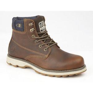 【送料無料】キャンプ用品 ウッドランドメンズユーティリティウォーキングブーツwoodland mens leather utility walking boot df1629