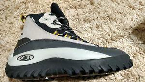 【送料無料】キャンプ用品 サロモンスノーモンキーシューズウィメンズサイズsalomon snow monkey shoes womens size 65