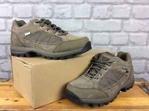 【送料無料】キャンプ用品 レディースハイキングウォーキングシューズ¥brasher ladies uk 5 eu 38 brown leather country hike walking shoes rrp 110