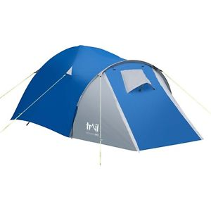 【送料無料】キャンプ用品 3000mmhh2ドームテントtrail 2 man dome tent with large porch camping festival waterproof 3000mm hh