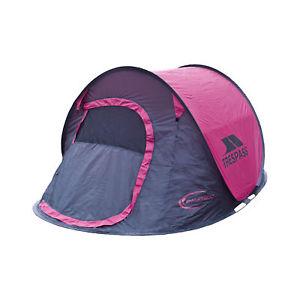 【送料無料】キャンプ用品 スウィフト200 2ピッチテントtrespass swift 200 2 man pop up waterproof tent for camping fast pitch