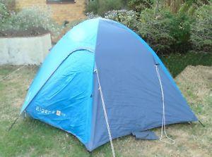【送料無料】キャンプ用品 gelertアイガー2ドームテントgelert eiger 2 man dome tent blue