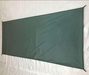 【送料無料】キャンプ用品 テントグラウンドシート90 210cm x cm4×2g156gチタンlightweight tent groundsheet 210cm x 90cm 156g 4 x 2g ultralight titanium pegs