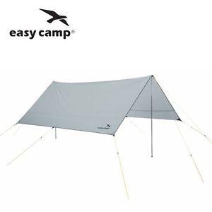 【送料無料】キャンプ用品 キャンプ×メートルキャノピーシェルターテントサンシェードグレーeasy camp tarp 3 x 3m or 4 x 4m canopy shelter tent sun shade grey