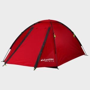 【送料無料】キャンプ用品 eurohikeタマル21テントサイズeurohike tamar 2 man tent red one size
