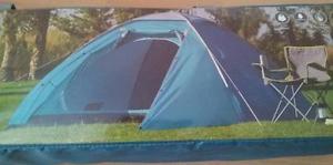 【送料無料】キャンプ用品 ブランドドームテントbrand 4 person dome tent waterproof lightweight unused