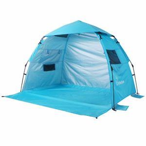 【送料無料】キャンプ用品 ポータブルwolfwiseテントサンテントwolfwise beach tent instant sun shelter tent sunshade canopy portable easy up