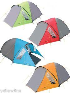 【送料無料】キャンプ用品 テントピッチファミリーキャンプハイキングascent 2 3 4 man berth person tent easy pitch family camping festival hiking
