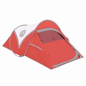 【送料無料】キャンプ用品 フォルクスワーゲンフォルクスワーゲンポップアップテントクイックピッチキャンプ