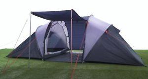 【送料無料】キャンプ用品 4 ダブルバッグcondtion150テント4 man tent used once double skin visavis in bag perfect condtion was 150