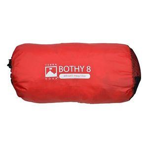 【送料無料】キャンプ用品 シェルターterra nova bothy 8 bag survival shelter 8 person red