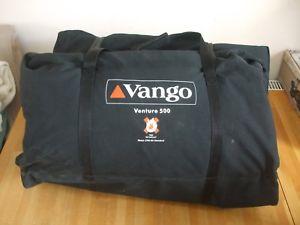 【送料無料】キャンプ用品 5 vangoキャンプ500テント5 man person berth vango venture 500 tent for camping in blue
