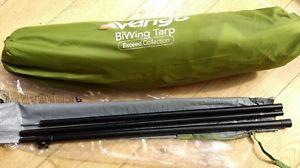 【送料無料】キャンプ用品 vango biテントvango bi wing tent tarp canopy herbal green excellent condition