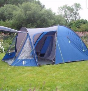 【送料無料】キャンプ用品 5ギアテント5 man high gear tent