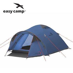 【送料無料】キャンプ用品 キャンプテントテントキャンプハイキングテントeasy camp quasar 300 tent blue 3 man tent camping festival hiking tent 120240