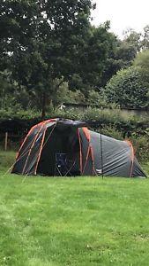 【送料無料】キャンプ用品 レガッタレースhydrafortテント4regatta hydrafort family tent taped seams 4 people